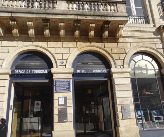 Bordeaux Tourism Office