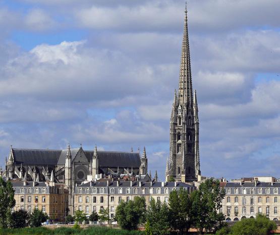 La fleche Saint Michel