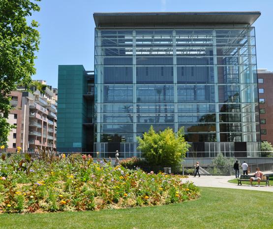 Le centre des congrès Pierre Baudis