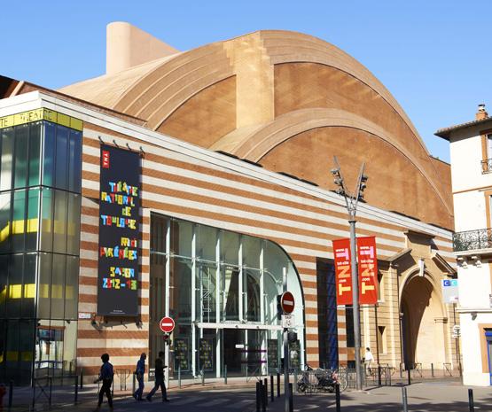 Le Théâtre national d e Toulouse (TNT)